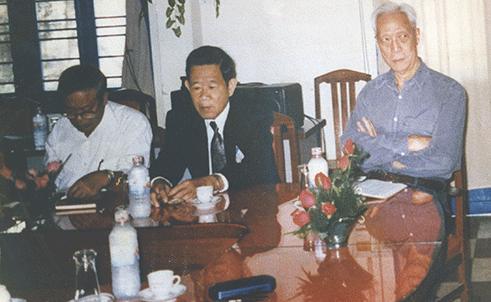 """Đội trưởng """"Săn Bắt Cướp"""" đầu tiên của Sài Gòn qua đời 4"""