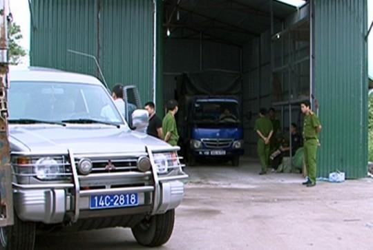 Vụ bắt giữ 100 tấn hàng lậu: Đề nghị đình chỉ lãnh đạo đồn Biên phòng 5