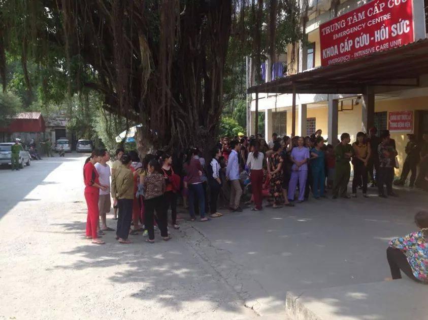 Hình ảnh Sản phụ tử vong tại Ninh Bình: Bệnh viện bàn giao cho cơ quan chức năng số 1
