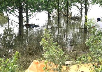 Phát hiện một thi thể phụ nữ trôi trên sông Lam 5