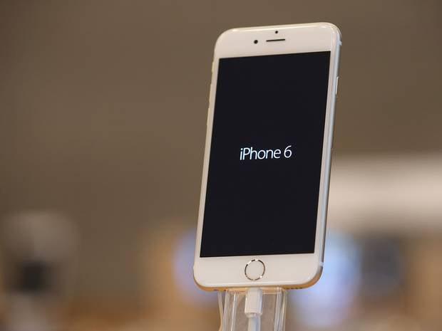 Màn hình iPhone 6 và 6 Plus rất dễ trầy xước 5