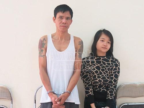 Bị bắt vì buôn bán ma túy, chồng liên tục đổ lỗi cho vợ trẻ 5