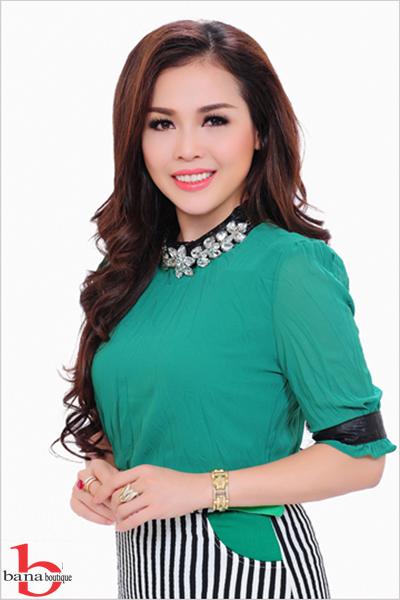 Ngắm hình ảnh quyến rũ của nữ chủ nhân tòa lâu đài 20 tỉ Sài Gòn 5