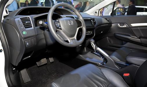 Honda Việt Nam chính thức bán Civic 2015 7