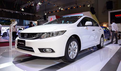 Honda Việt Nam chính thức bán Civic 2015 5