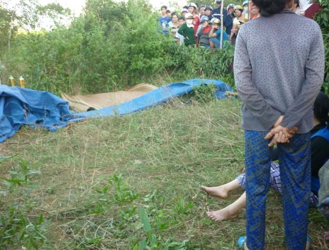 Bắt hung thủ giở trò đồi bại rồi sát hại người phụ nữ chăn bò 5