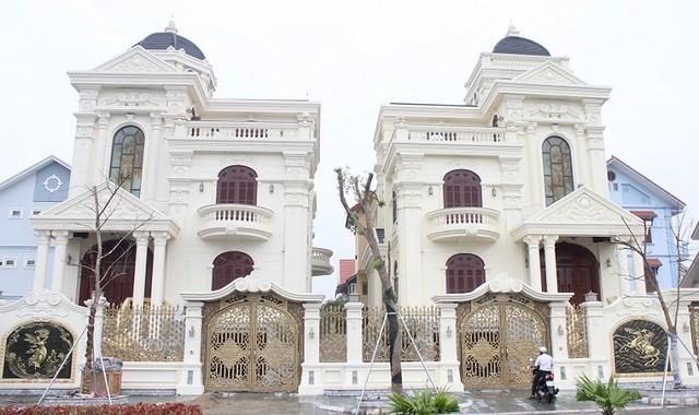 Đại gia Việt và những dinh thự bạc tỷ màu trắng 12