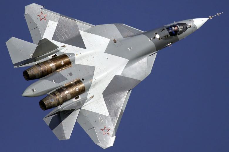 PAK-FA - siêu vũ khí của Không quân Nga 5