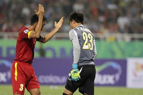 ĐT Việt Nam vẫn có thể bị loại ngay từ vòng bảng AFF Cup 2014 6