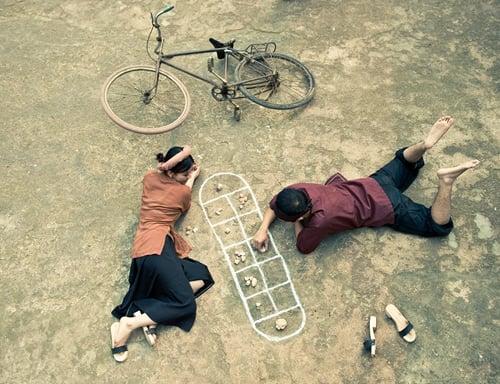 Bộ ảnh cưới độc đáo, giản dị của cặp đôi Việt Kiều Pháp 9