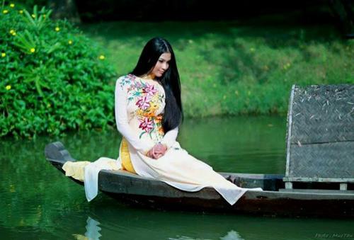 Ngắm vẻ đẹp của Mỹ Nhân ăn chay sexy nhất châu Á Trương Thị May 5