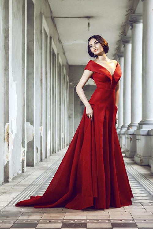 Ngắm vẻ đẹp của Mỹ Nhân ăn chay sexy nhất châu Á Trương Thị May 11