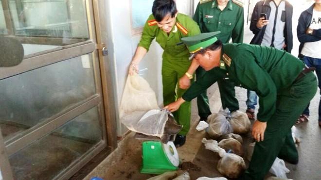 Bản tin 113 – sáng 28/11: Hàng chục kg động vật hoang dã trong xe khách… 1