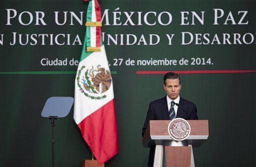 Mexico tuyên bố giải tán lực lượng cảnh sát trên toàn quốc 5