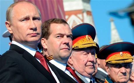 """4 lý do để ông Putin trở thành """"pháo đài"""" của nước Nga? 7"""