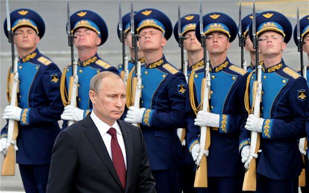 """4 lý do để ông Putin trở thành """"pháo đài"""" của nước Nga? 5"""