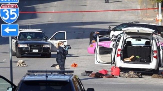 Mỹ: Tiêu diệt kẻ xả súng vào nhiều tòa nhà chính phủ bang Texas 4