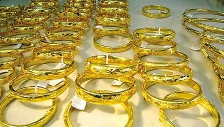 Giá vàng 29/11: Vàng mất mốc 35 triệu đồng/lượng 6
