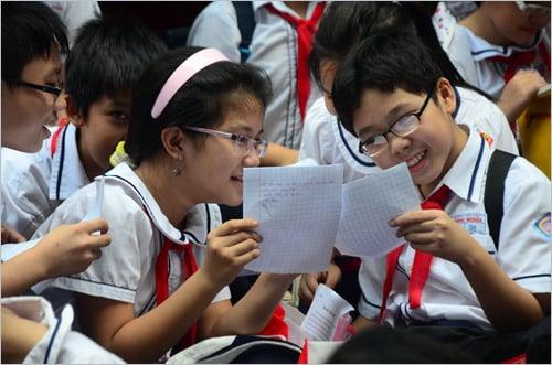 Từ năm 2018, áp dụng sách giáo khoa mới ở cả 3 cấp học 6