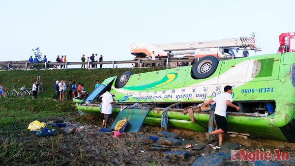 Vụ tai nạn hơn 20 người thương vong: Lái xe bị tạm giữ hình sự 5