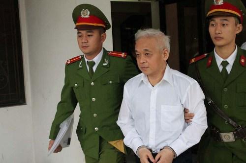"""Phúc thẩm vụ án """"bầu Kiên"""": HĐXX đề nghị bị cáo Nguyễn Đức Kiên giữ bình tĩnh 5"""