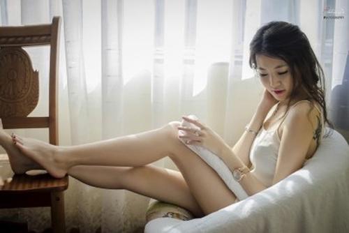Nữ sinh xinh đẹp giống Hoa hậu Hà Kiều Anh 'đốn tim' dân mạng 8