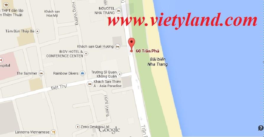 Chung cư khách sạn Mường Thanh Nha Trang Khánh Hòa cao cấp 1