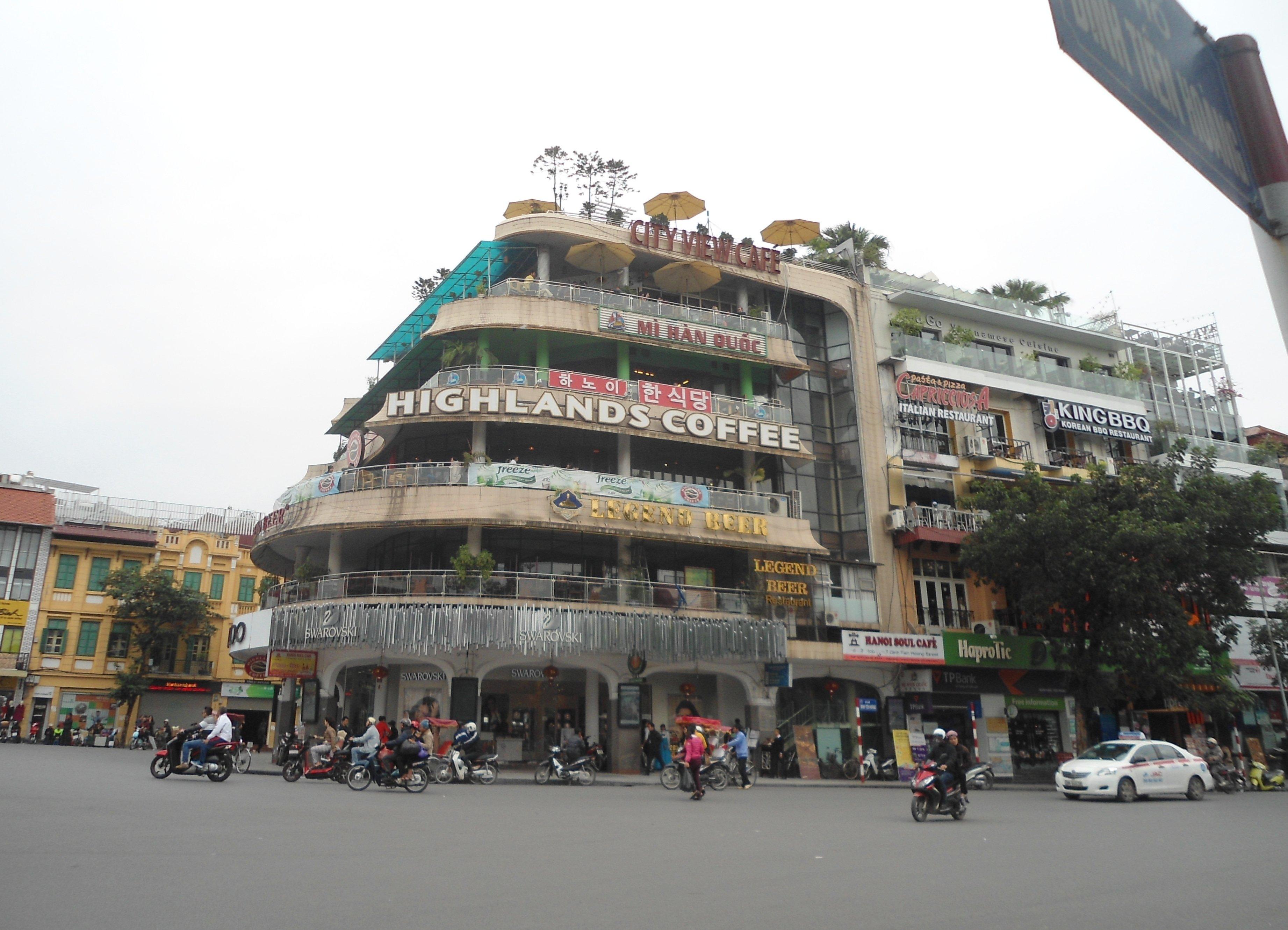 Mục sở thị địa điểm kinh doanh đắt đỏ nhất Hà Nội 7