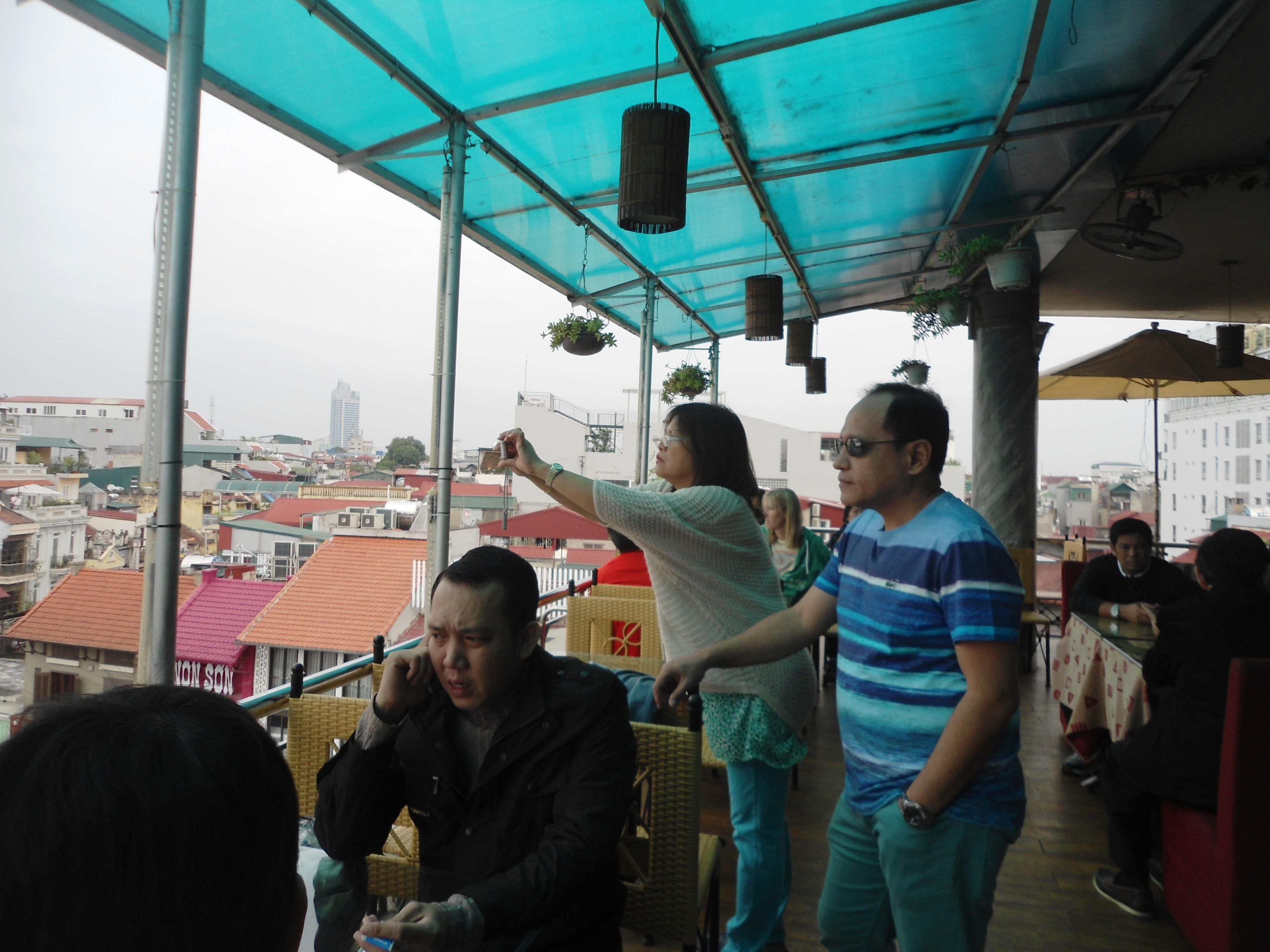 Mục sở thị địa điểm kinh doanh đắt đỏ nhất Hà Nội 10