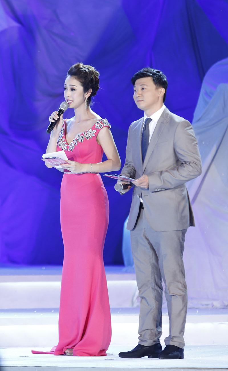 Hình ảnh Nguyễn Cao Kỳ Duyên đăng quang Hoa hậu Việt Nam 2014 số 4
