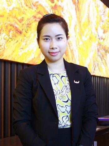 Hé lộ thông tin ít biết về ái nữ của Tập đoàn Mường Thanh 6