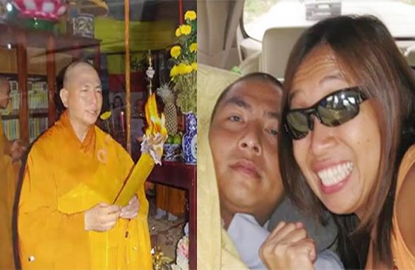 Hình ảnh Lộ clip nóng của sư thầy trụ trì chùa Từ Tôn – Hòn Đỏ? số 2