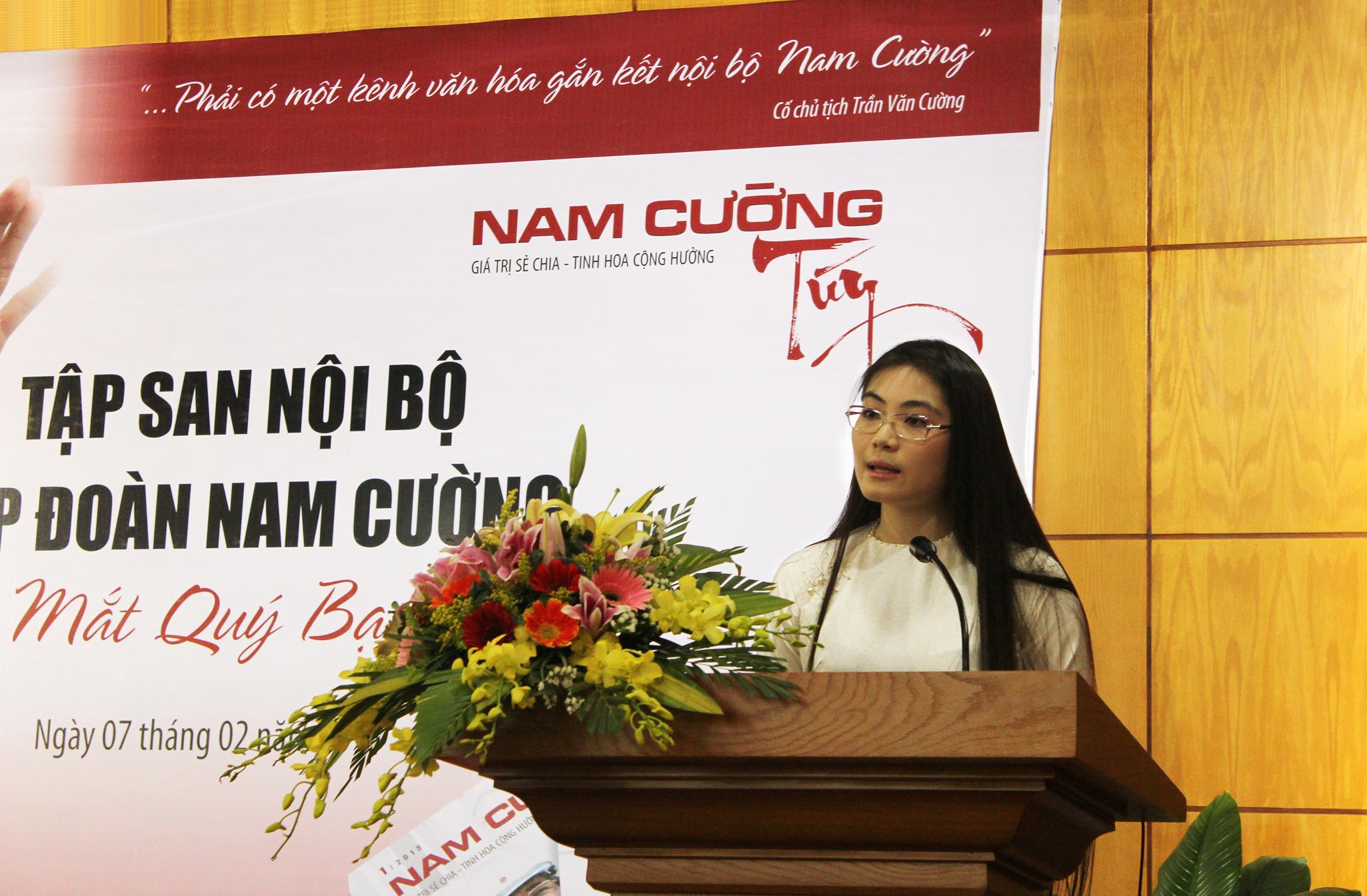 Tiểu thư kín tiếng, giỏi lãnh đạo nhà đại gia Việt 9