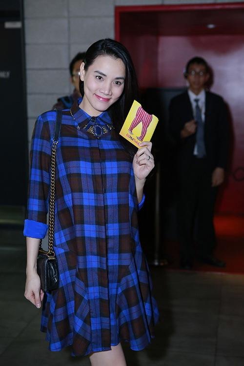 """Diễm My đẹp lộng lẫy trong lễ ra mắt phim """"Để Hội tính 2"""" 8"""