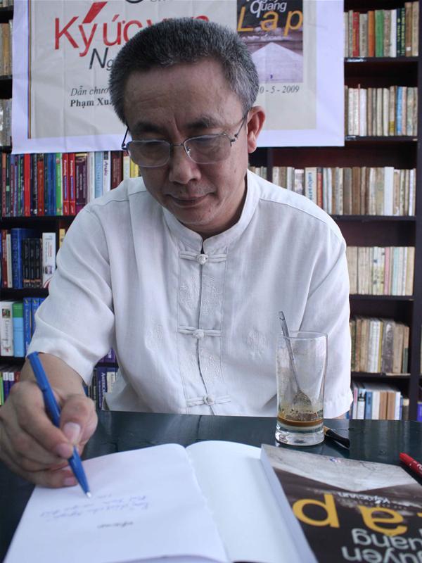 Lời khai của ông Nguyễn Quang Lập với cơ quan điều tra 6