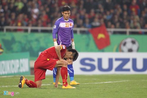 Đội tuyển Việt Nam thua thảm trong trận đấu điên rồ của hàng thủ 6