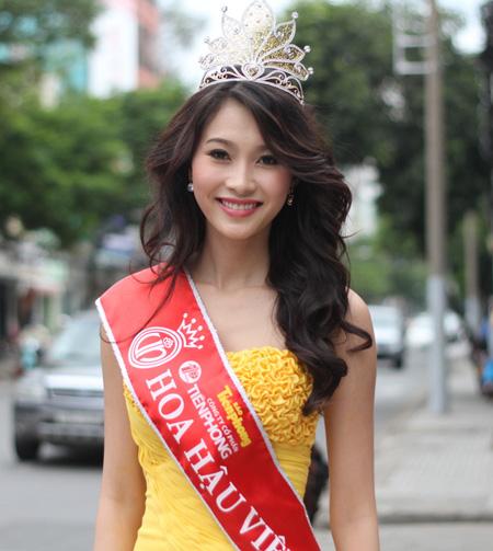 Gia thế của 3 Hoa hậu Thu Thảo, Mai Phương Thúy, Kỳ Duyên 6