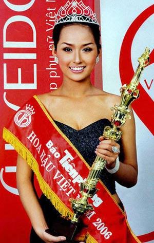 Gia thế của 3 Hoa hậu Thu Thảo, Mai Phương Thúy, Kỳ Duyên 5