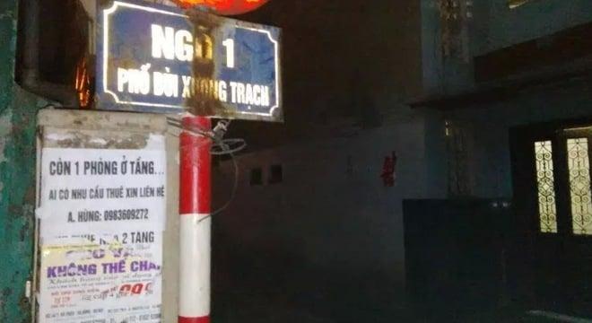 Thông tin mới vụ nổ súng vào 3 người nhà vợ trong đêm ở Hà Nội 6
