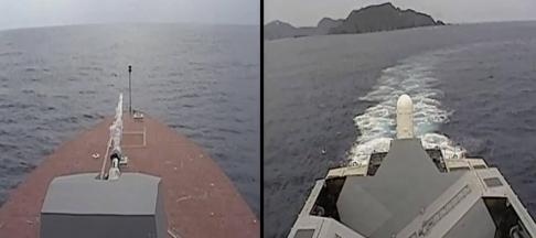 """Đài Loan """"khoe"""" tàu chiến """"sát thủ"""" tự thiết kế, khiêu khích Trung Quốc 6"""