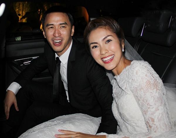 Những ông chồng đại gia điển trai, tài giỏi nổi tiếng của mỹ nhân Việt 6