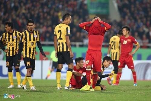 VFF sẽ đề nghị công an điều tra trận thua của tuyển Việt Nam 4