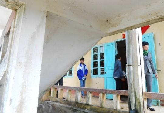 Những tai nạn thương tâm ở trường học chấn động dư luận 2014 7