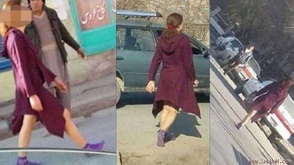 """Afghanistan sốc vì thiếu nữ """"đầu trần chân đất"""" xuất hiện trên phố 5"""