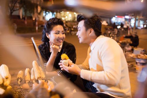 Ngây ngất với bộ ảnh cưới độc đáo của Lê Khánh và bạn trai  11
