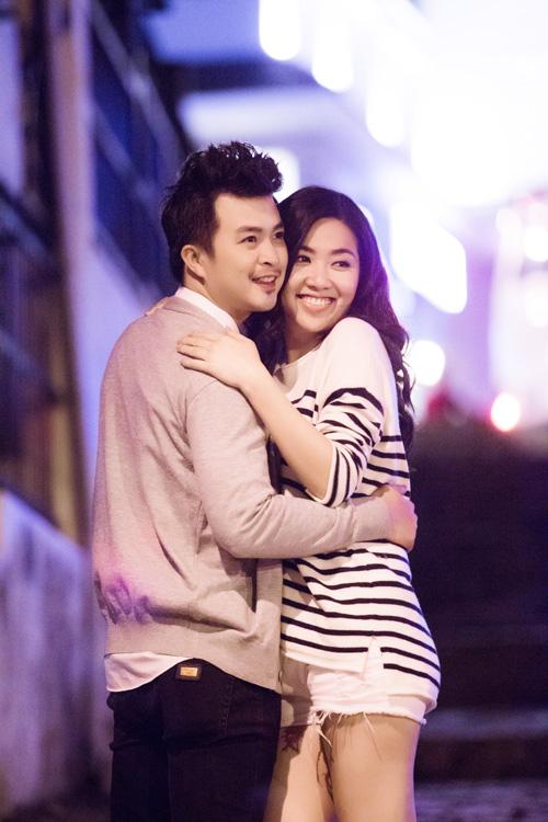 Ngây ngất với bộ ảnh cưới độc đáo của Lê Khánh và bạn trai  5
