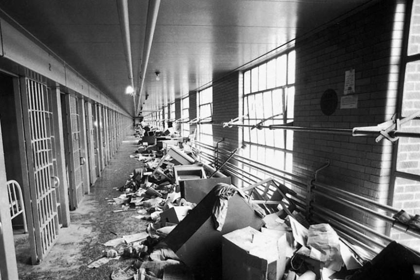 Những nhà tù đáng sợ nhất trên thế giới 6