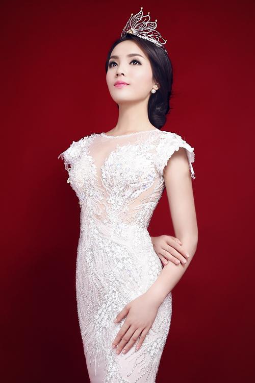 Hoa hậu Nguyễn Cao Kỳ Duyên đẹp ngỡ ngàng trong bộ ảnh mới 11