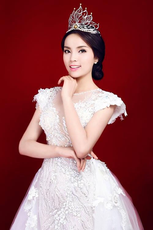 Hoa hậu Nguyễn Cao Kỳ Duyên đẹp ngỡ ngàng trong bộ ảnh mới 12