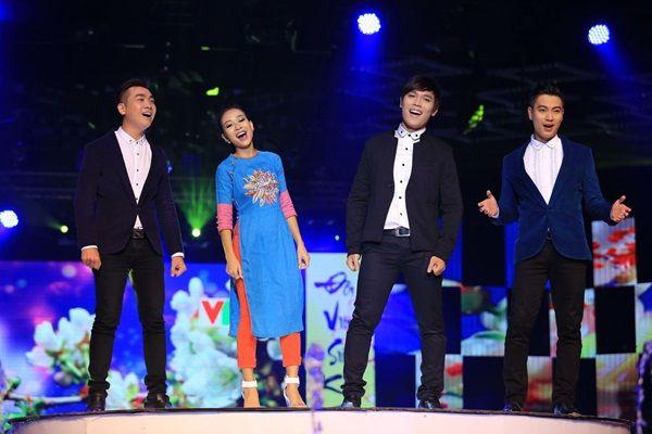 Hoa hậu Kỳ Duyên tham gia hài Tết cùng Trấn Thành 9